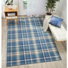 Plaid Area Rug Plaid Rugs Area Rugs For Less Overstock