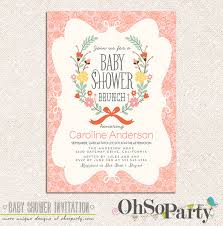 brunch invitation template baby shower brunch invitations baby shower brunch invitations for