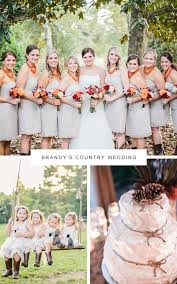 wedding dresses to wear with cowboy boots our favorite country wedding bridesmaid dresses country weddings
