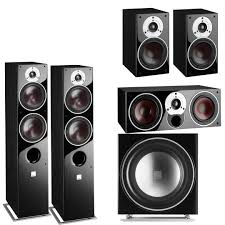 7 1 home theater speakers dali zensor 7 5 1 surround sound system with e 12 f subwoofer av