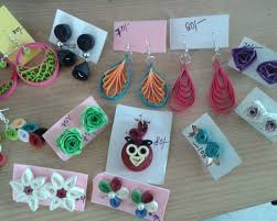quilling earrings set quilling jewelry designs