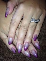 mood changing gel polish acrylic nails sara u0027s nail designs