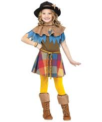 glinda the good witch childrens costume scarecrow kids movie costume halloween costumes