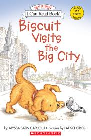 Pumpkin Patch Mayflower Ar by Biscuit Visits The Big City By Alyssa Satin Capucilli Scholastic