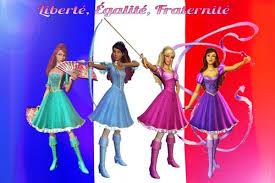 barbie musketeers imagens heroines france