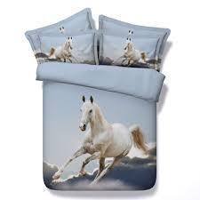online get cheap horse print bedding aliexpress com alibaba group