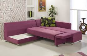 tufted sofa raymour and flanigan purple leather sectional purple