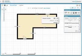 house floor planner floor plan drawing freeware homes floor plans