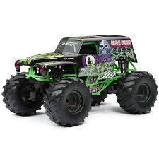 new monster truck new bright monster jam radio control grave digger walmart com
