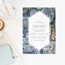 wedding invitations brisbane marble green leaves modern botanical wedding invitations