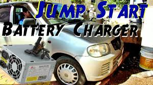 diy car battery charger how to charge car battery at home