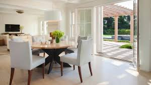 top refinish dining room table dining room transitional with gray