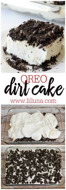 oreo dirt cake recipe lil