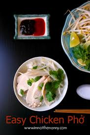 cuisine pho 30 minute easy chicken phở ga recipe weekdaysupper i m not the nanny