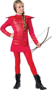 ringmaster halloween kids warrior huntress tween girls costume 33 99 the costume land