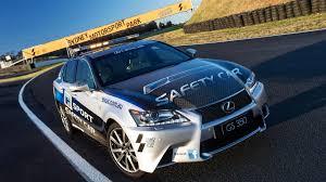 lexus gs 350 platform lexus gs 350 f sport safety car revealed in australia