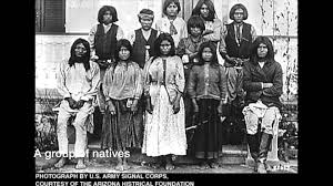 native american assimilation youtube