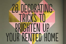 How To Decorate Indian Home 28 Decorating Tricks To Brighten Up Your Rented Home