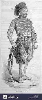 Ottoman Ruler Ibrahim Pasha Ottoman General And Ruler Of Of Muhammad