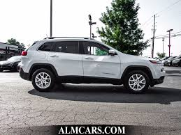 jeep suv 2014 2014 used jeep cherokee cherokee latitude at atlanta luxury motors