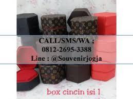 box cincin 0812 2695 3388 tsel grosir tempat emas kotak cincin maluku