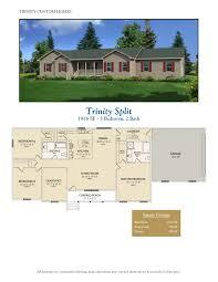 split floor plan floor plans trinity custom homes georgia
