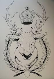 dear deer by saintwolfofeden on deviantart