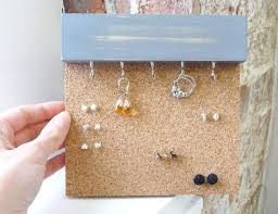 earring holder for studs 74 best minimalist jewelry organizers images on