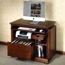 Small Oak Computer Desks For Home Oak Hideaway Computer Desk Small Hideaway Desk Desks Small