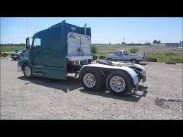 used volvo tractors for sale 1998 volvo vn semi truck for sale sold at auction june 26 2014