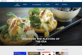 cuisine usa flavors of the usa culinary tourism caign launches brand usa