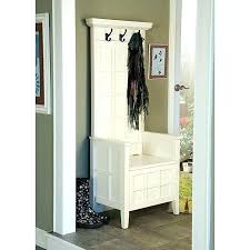 storage bench hall tree antique hall tree storage bench hall tree