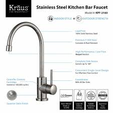 Kitchen Faucet Swivel Aerator by Kitchen Faucet Kraususa Com