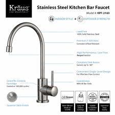 kitchen faucet low flow kitchen faucet kraususa com