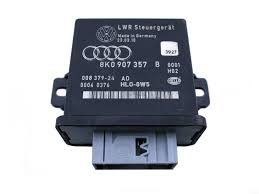 Audi Q5 Headlight - audi a4 s4 a5 s5 q5 headlights range control unit module oem