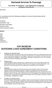doc 413585 simple loan agreement template free u2013 5 loan