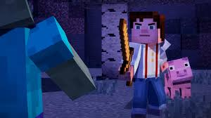 buy minecraft story mode a telltale games series digital