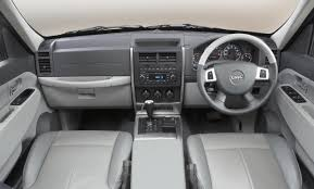 jeep liberty arctic interior 2009 jeep liberty lifted image 139