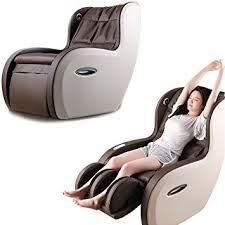 Chairs That Recline Amazon Com 2 In 1 Shiatsu Roller Pu Leather Full Body Massage