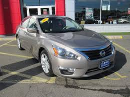 nissan altima z5s used 2013 nissan altima 2 5 s in metallic slate for sale in boston ma