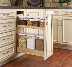 Cabinet Pull Out Shelves by Kitchen Sliding Storage Drawer Cabinet Slide Out Shelves Rolling