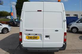 used 2011 ford transit 280 swb medium roof van with workshop ex
