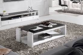Black And White Coffee Table Innovative Black And White Coffee Table Rectangular High