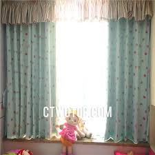 Ladybug Curtains Baby Ladybug Curtains With Green Color Grommet Top For Room No