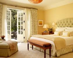 yellow bedroom decorating ideas traditional master bedroom in yellow color home interior design
