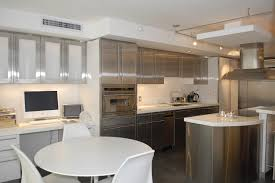 The Simplicity Of Stainless Steel Kitchen Cabinets  Decor Trends - Stainless steel kitchen cabinets ikea