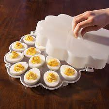deviled egg tray deviled egg plate ebay