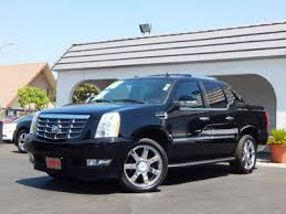 used cadillac escalade truck for sale used cadillac escalade ext at jim s auto sales serving harbor city ca