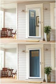 Exterior Door Insulation by Best 20 Storm Door Installation Ideas On Pinterest Diy Garage