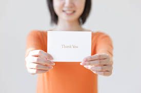 sample thank you and appreciation letters to boss
